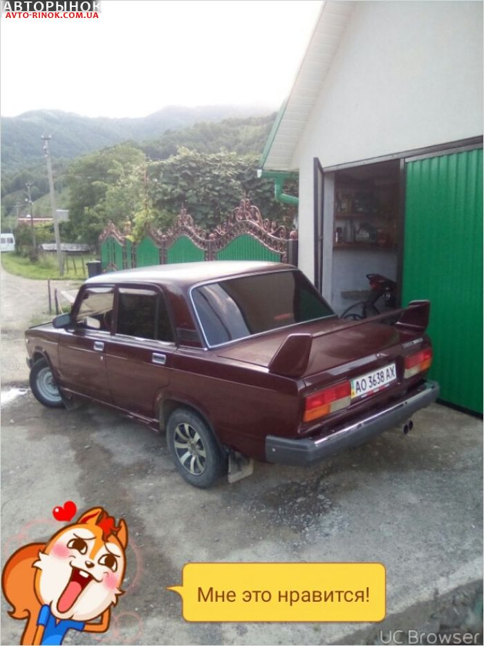 Авторынок   Продажа 2006 ВАЗ 2107