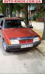 Авторынок   Продажа 1997 ВАЗ 2108