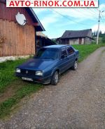 Авторынок | Продажа 1984 Volkswagen Jetta