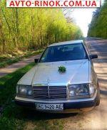 Авторынок | Продажа 1987 Mercedes HSE W124