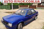 Авторынок | Продажа 1984 Opel Ascona