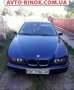 Авторынок | Продажа 1998 BMW 5 Series