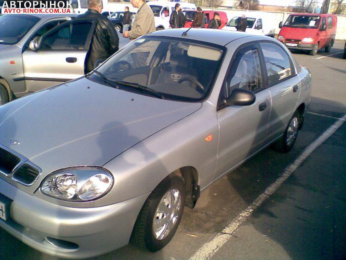 Авторынок | Продажа 2008 Daewoo Lanos