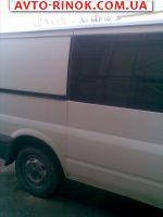 2002 Ford Transit
