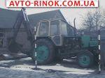 1992 Трактор ЮМЗ-6 эо-2621 петушок