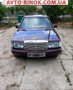 Авторынок | Продажа 1989 Mercedes Exclusive 190