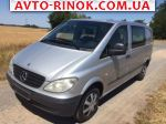 Авторынок | Продажа 2006 Mercedes Vito Mixtovito115CDIDPFAVT