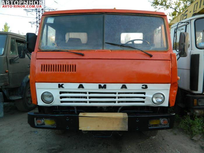 Авторынок | Продажа 1987 КАМАЗ 55102