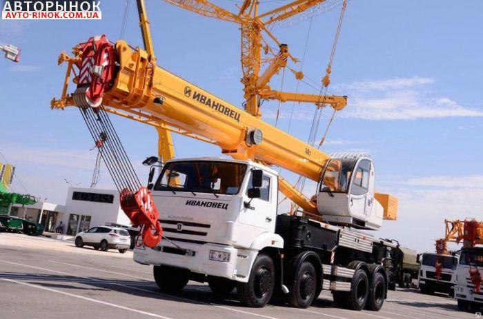 Авторынок | Продажа 2018 Автокран  КС-65740-8 Ивановец 40 тонн