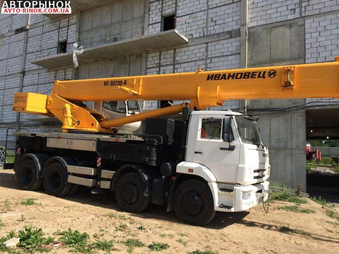 Авторынок | Продажа 2018 Автокран  КС-55735-6 Ивановец 35 тонн