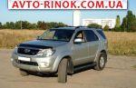 Авторынок | Продажа 2006 Toyota Fortuner