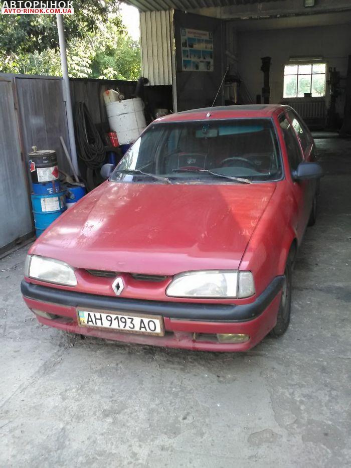 Авторынок | Продажа 1991 Renault 19