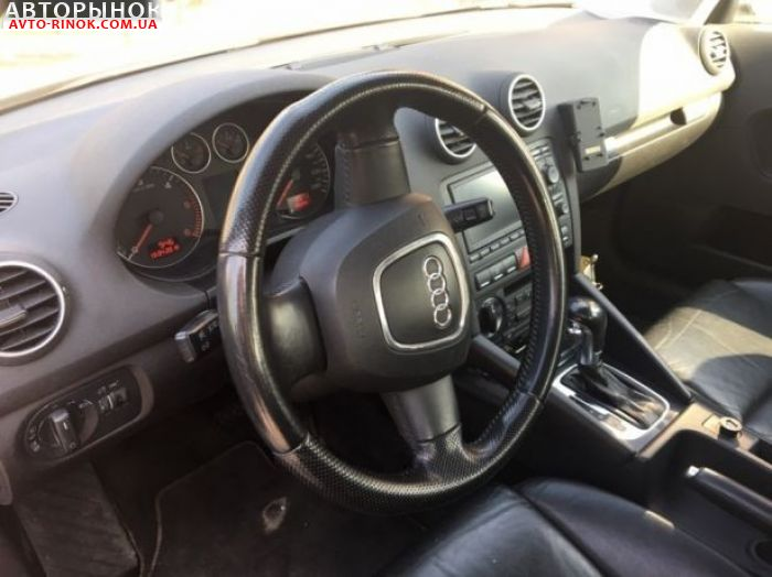 Авторынок   Продажа 2006 Audi A3 2.0 TDI