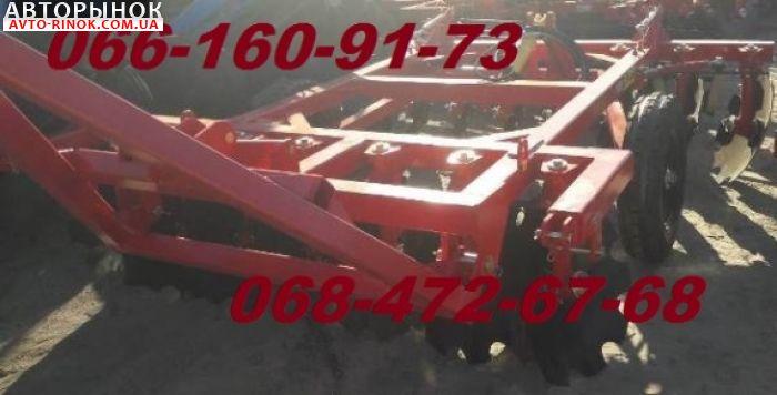 Авторынок | Продажа 2018 Трактор МТЗ Новая Прицепная Борона БДП 2.5