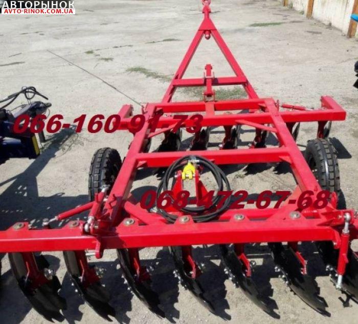 Авторынок | Продажа 2018 Трактор МТЗ Почвообрабатывающая Борона Прицепная БДП 2.5