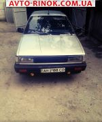 Авторынок | Продажа 1988 Nissan Sunny
