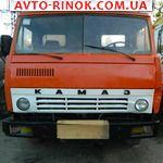 1987 КАМАЗ 55102
