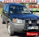 2000 Land Rover Freelander 1,8