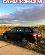 Авторынок | Продажа 2009 Subaru Outback