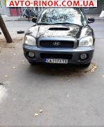Авторынок | Продажа 2001 Hyundai Santa Fe