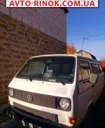 Авторынок | Продажа 1988 Volkswagen Transporter