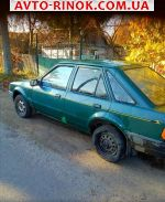 Авторынок | Продажа 1986 Ford Escort