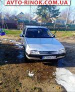 Авторынок | Продажа 1991 Peugeot 405