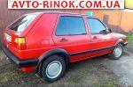 Авторынок | Продажа 1991 Volkswagen Golf