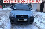 Авторынок   Продажа 2007 Hyundai Tucson