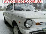 1981 ЗАЗ 968 968м