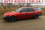 Авторынок | Продажа 1986 Honda Accord