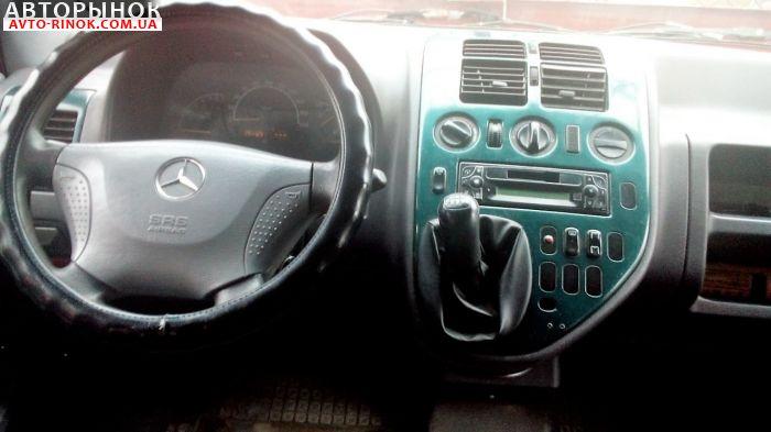 Авторынок | Продажа 2000 Mercedes Vito 110 CDI 8 мест