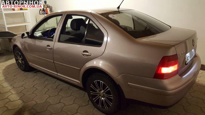 Авторынок | Продажа 2003 Volkswagen Bora