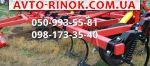 2019 КПС-8 сплошной культиватор с катком и пружинными боронами5-ти рядный)