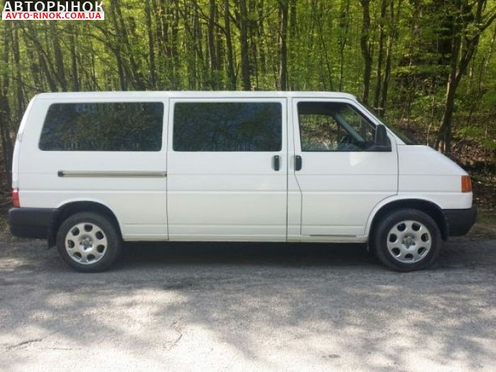 Авторынок   Продажа 1995 Volkswagen Transporter