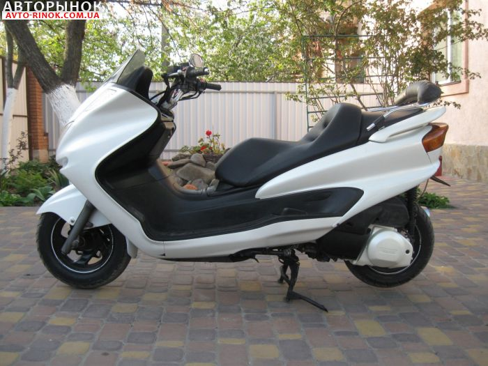 Авторынок | Продажа 2001 Yamaha Majesty 250