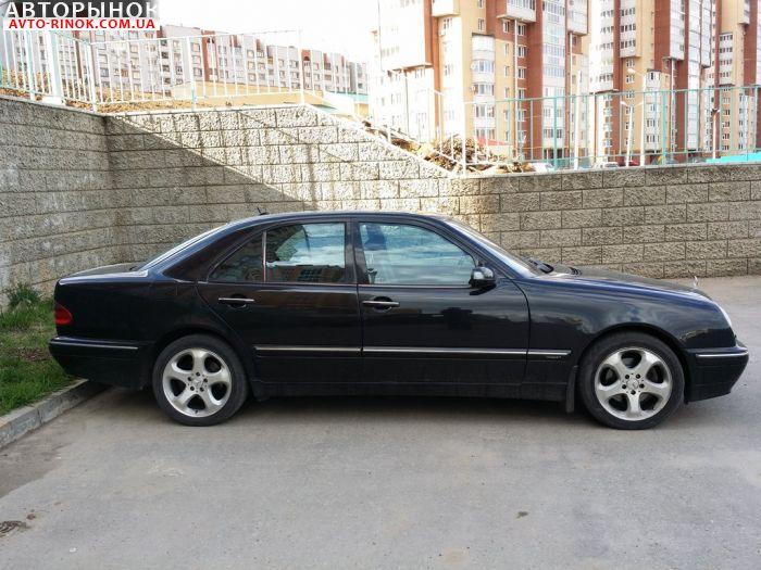 Авторынок   Продажа 1999 Mercedes E