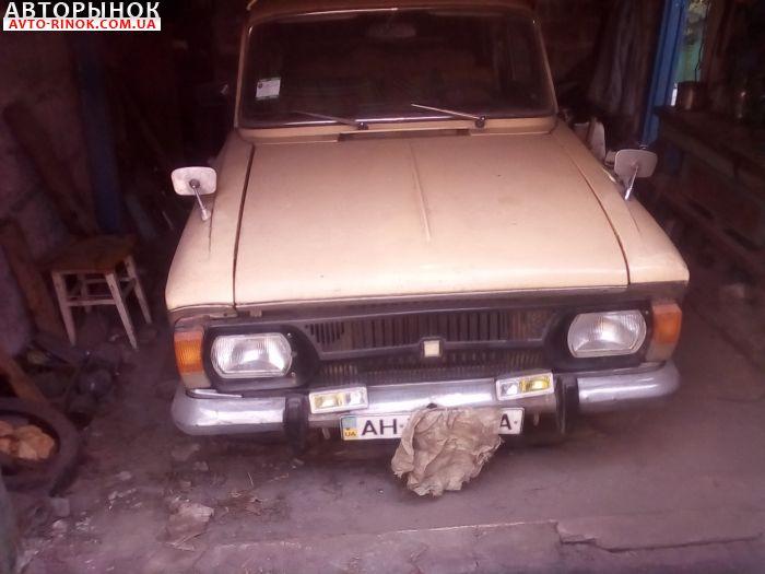 Авторынок | Продажа 1980 ИЖ 2125 ИЖ-Комби