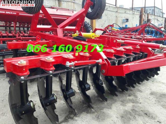 Авторынок   Продажа 2019 Трактор МТЗ  Дисковая борона  БПД 3200 диск 560мм