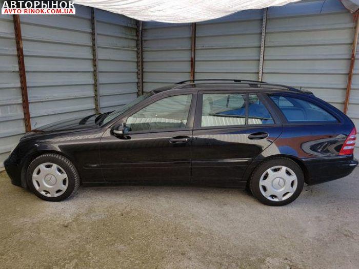 Авторынок | Продажа 2001 Mercedes C Eleganza