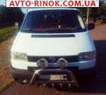 Авторынок   Продажа 1998 Volkswagen Transporter