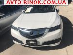 Авторынок | Продажа 2016 Acura TL
