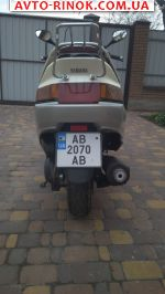 Авторынок | Продажа  Yamaha Majestic АБС