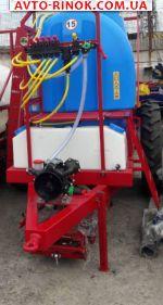 2019 Трактор МТЗ Прицепные опрыскиватели  с объёмом бака 2000 - 2500 литров