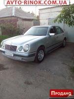 Авторынок | Продажа 1997 Mercedes 220 Е