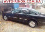 Авторынок | Продажа 2003 Volkswagen Passat 1.8 T MT (150 л.с.)