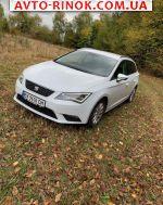 Авторынок | Продажа 2014 Seat Leon 1.6 TDI  MT (105 л.с.)