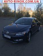 Авторынок | Продажа 2014 Volkswagen Passat 2.0 TDI АТ 140 л.с.)
