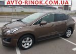 Авторынок | Продажа 2014 Peugeot 3008 1.6 e-HDi ETG (115 л.с.)