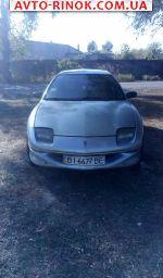 Авторынок | Продажа 1995 Pontiac Sunfire 2.2 MT (117 л.с.)